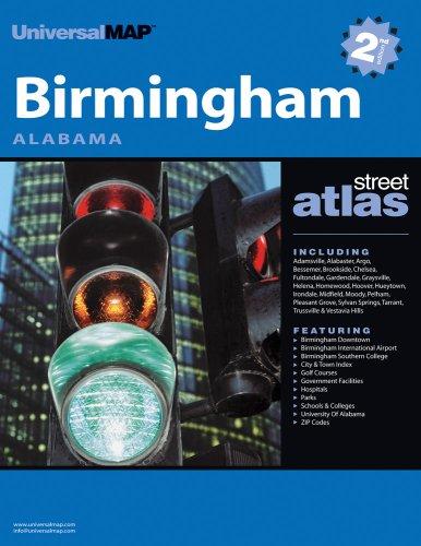 9780762561902: Birmingham AL Atlas