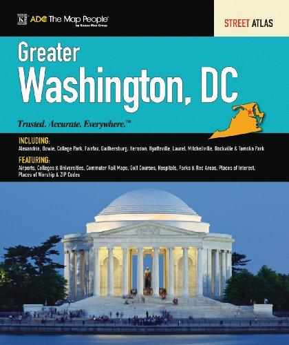 Washington, DC Greater Atlas: Adc