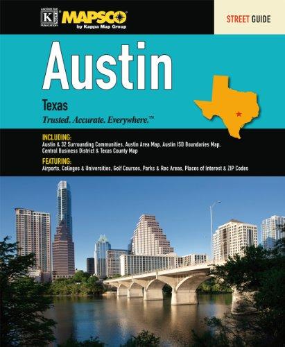 9780762571307: Austin Street Guide