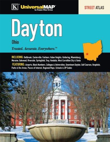 9780762576395: Dayton Atlas