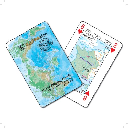 9780762579181: World Playing Cards