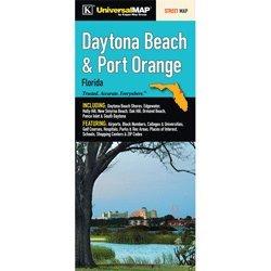 9780762585649: Daytona Beach Florida Street Map