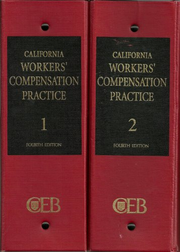 9780762604128: California workers' compensation practice