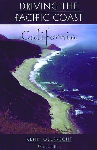 9780762701360: Driving the Pacific Coast California (Scenic Driving Series)