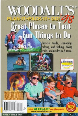9780762701469: Woodall's Plan It, Pack-It, Go: Great Places to Tent, Fun Things to Do : North American (Serial)
