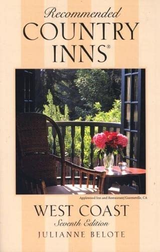 Recommended Romantic Inns, 4th (Recommended Country Inns Series) (0762703024) by David Klausmeyer