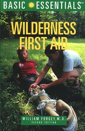 9780762704774: Basic Essentials Wilderness First Aid, 2nd (Basic Essentials Series)