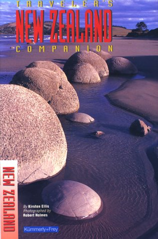 9780762704873: Traveler's Companion New Zealand