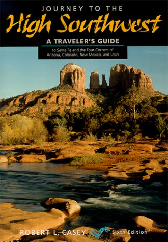 9780762704996: Journey to the High Southwest