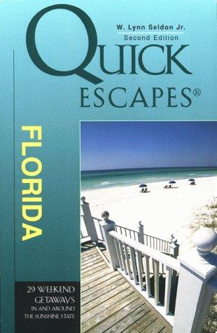 9780762705382: Quick Escapes Florida (Quick Escapes Series)