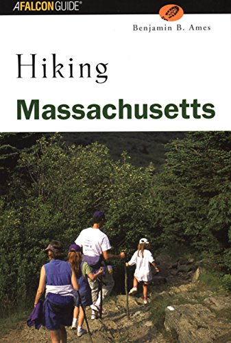 9780762707614: Hiking Massachusetts (State Hiking Guides Series)