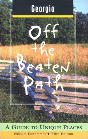 9780762707652: Georgia Off the Beaten Path: A Guide to Unique Places (Off the Beaten Path Series)