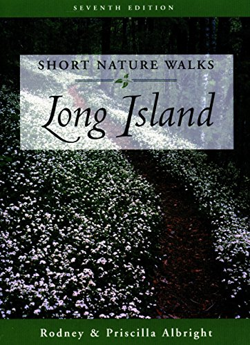 9780762709052: Short Nature Walks Long Island (Short Nature Walks Series)