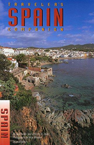 Traveler's Companion® Spain, 2nd (Traveler's Companion Series): Barker, Jack, De St. ...