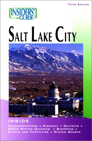 9780762710447: Insiders' Guide to Salt Lake City [Idioma Inglés]