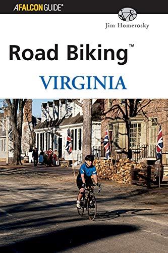 9780762711949: Road Biking™ Virginia (Road Biking Series)