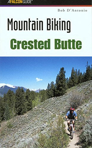9780762723188: Mountain Biking Crested Butte (Regional Mountain Biking Series)