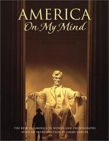9780762723607: America on My Mind: The Best of America in Words and Photographs (On My Mind Series)