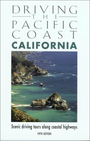 9780762724918: Driving the Pacific Coast California, 5th: Scenic Driving Tours along Coastal Highways