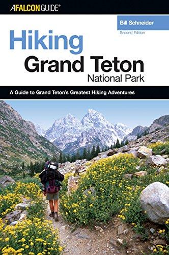 9780762725670: Hiking Grand Teton National Park, 2nd (Regional Hiking Series)