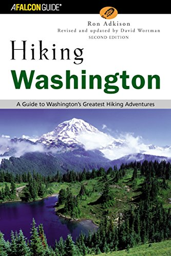 9780762726073: Hiking Washington, 2nd: A Guide to Washington's Greatest Hiking Adventures (State Hiking Guides Series)