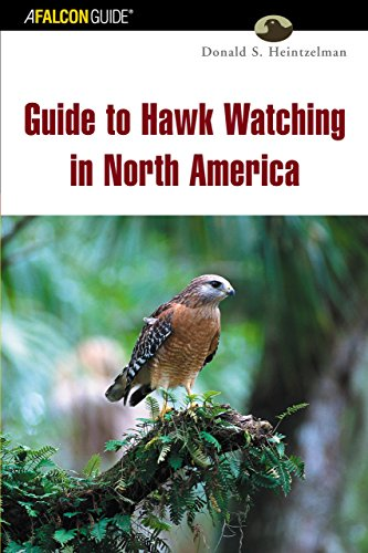 9780762726707: Guide to Hawk Watching in North America (Birding Series)