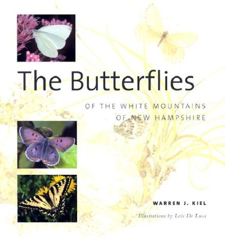 9780762726905: The Butterflies of the White Mountains of New Hampshire