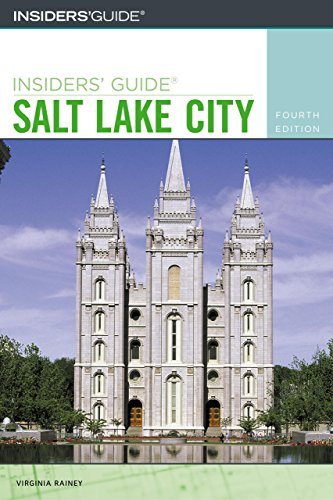 9780762728367: Insiders' Guide to Salt Lake City