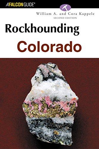 9780762728503: Rockhounding Colorado