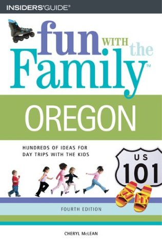 9780762729814: Fun with the Family Oregon, 4th (Fun with the Family Series)