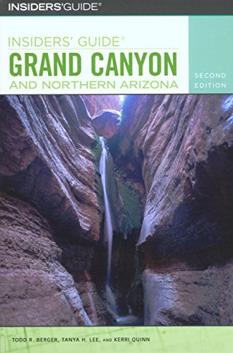 9780762730025: Insiders' Guide® to Grand Canyon and Northern Arizona (Insiders' Guide Series)