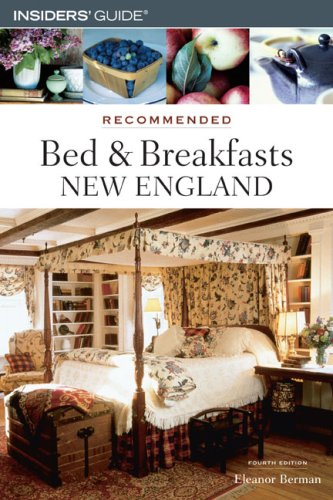 9780762730261: Recommended Bed & Breakfasts New England, 4th (Recommended Bed & Breakfasts Series)