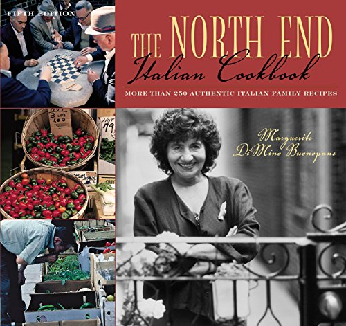 9780762730438: The North End Italian Cookbook, 5th