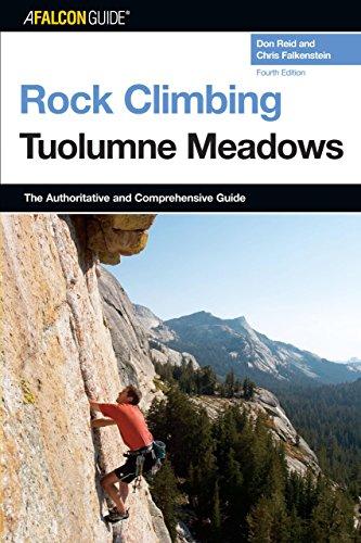 9780762734283: A Falcon Guide Rock Climbing Tuolumne Meadows