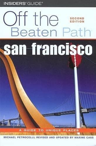 9780762734696: San Francisco Off the Beaten Path, 2nd (Off the Beaten Path Series)