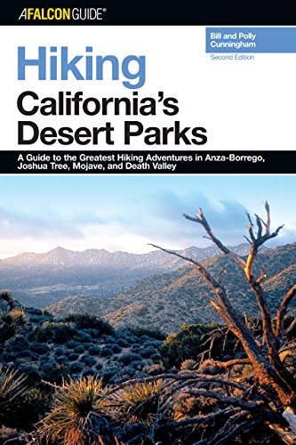 9780762735457: Hiking California's Desert Parks, 2nd: A Guide to the Greatest Hiking Adventures in Anza-Borrego, Joshua Tree, Mojave, and Death Valley (Regional Hiking Series)