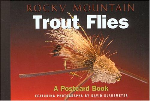 Rocky Mountain Trout Flies: A Postcard Book (Postcard Books): Lyons Press