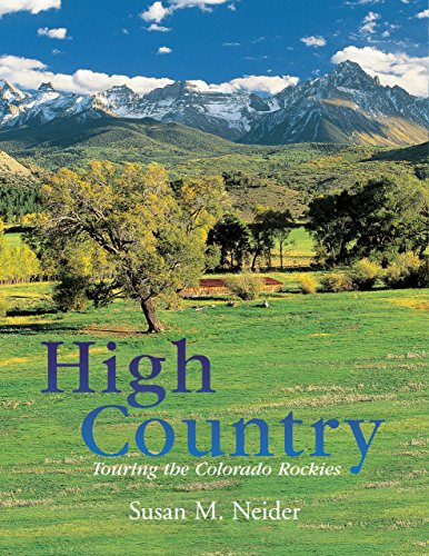 9780762736478: High Country: Touring the Colorado Rockies