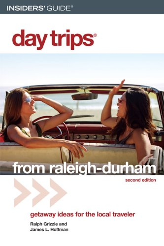 9780762736850: Day Trips® from Raleigh-Durham, 2nd (Day Trips Series)