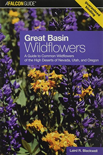 9780762738052: Falcon Guide Great Basin Wildflowers: A Guide To The Common Wildflowers Of The High Deserts Of Nevada, Utah, And Oregon: A Guide To Common Wildflowers Of The High Deserts Of Nevada, Utah, And Oregon