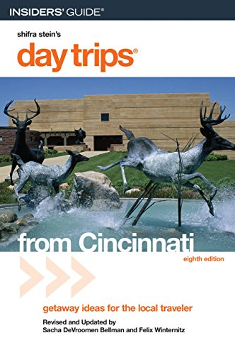 9780762738663: Day Trips® from Cincinnati, 8th: Getaway Ideas for the Local Traveler (Day Trips Series)