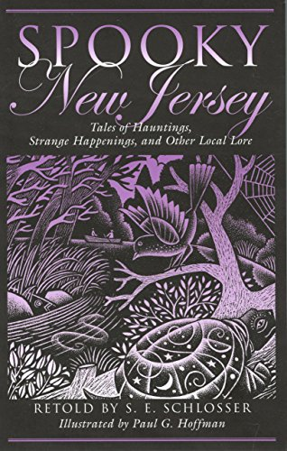 9780762739950: Spooky New Jersey: Tales of Hauntings, Strange Happenings, and Other Local Lore