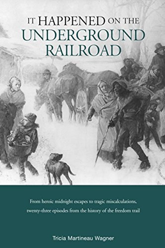 9780762740017: It Happened on the Underground Railroad (It Happened In Series)