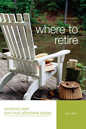 9780762740659: Where to Retire: America's Best And Most Affordable Places