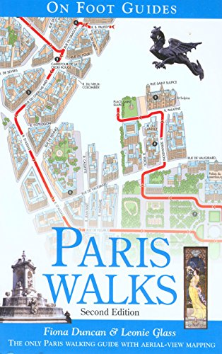9780762741601: Paris Walks, 2nd (On Foot Guides)