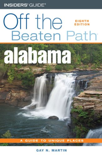 9780762741946: Alabama Off the Beaten Path, 8th (Off the Beaten Path Series)