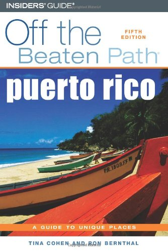 9780762742110: Puerto Rico Off the Beaten Path, 5th (Off the Beaten Path Series)