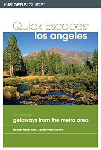 9780762742196: Quick Escapes Los Angeles, 7th: 20 Weekend Getaways from the Metro Area (Quick Escapes Series)