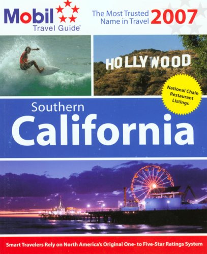9780762742653: Mobil Travel Guide: Southern California 2007