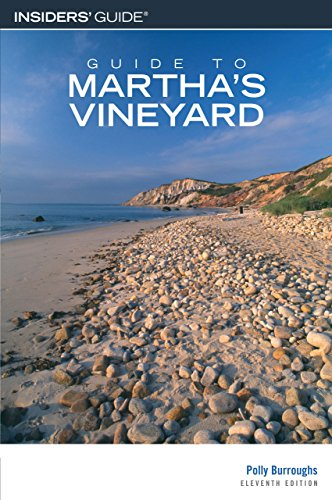 9780762743988: Guide to Martha's Vineyard, 11th (Insiders Guide)